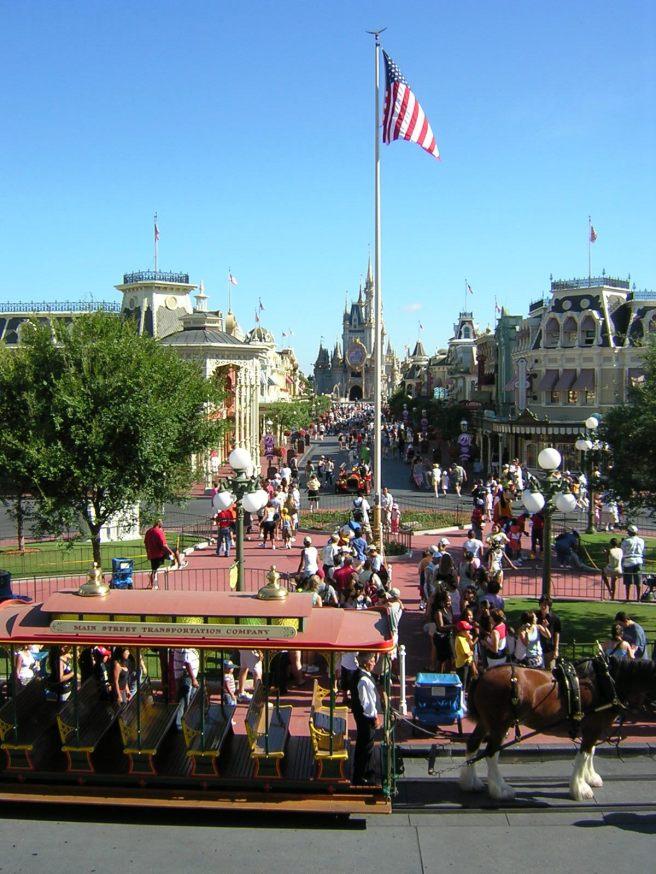 Disney's Main Street
