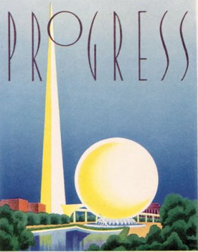 1939 World's Fair Progress